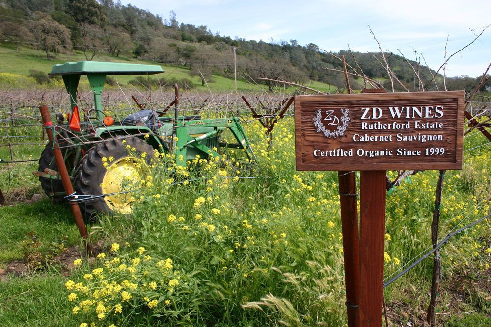 ZD Winery: a goal of zero defects grew into 50 years of family winemaking