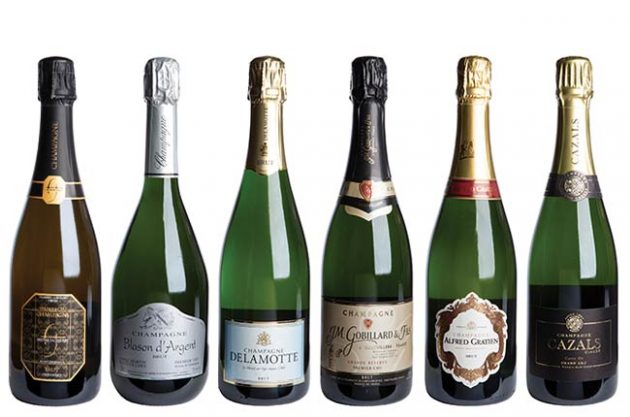 Champagne panel tasting: Bottles to look for under £40