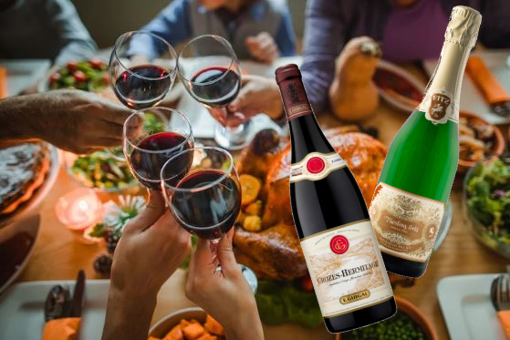The Best Wines for Thanksgiving Dinner