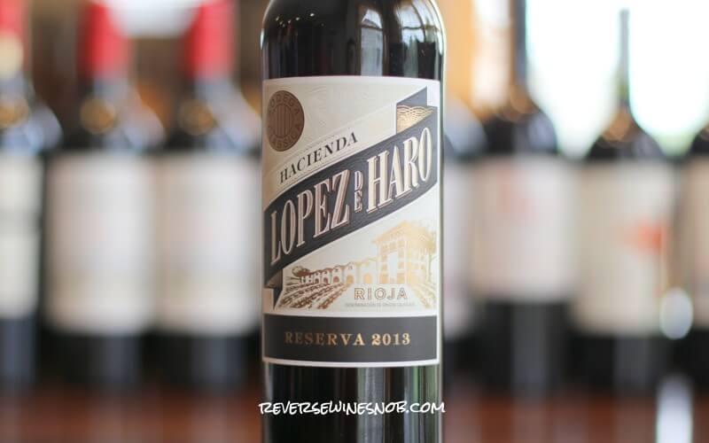 Lopez de Haro Rioja Reserva – A First-Rate Rioja