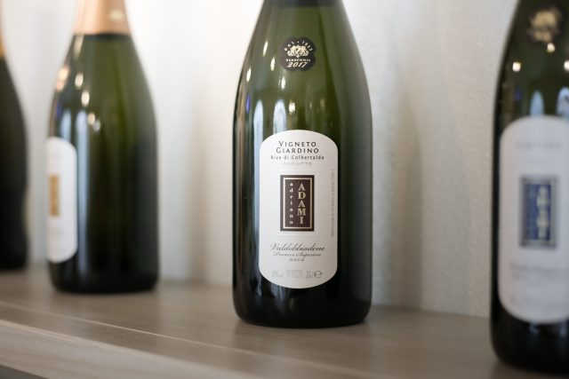 Prosecco is the sparkling wine of choice these days