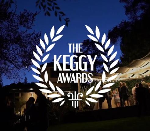 The Keggy Awards Ceremony