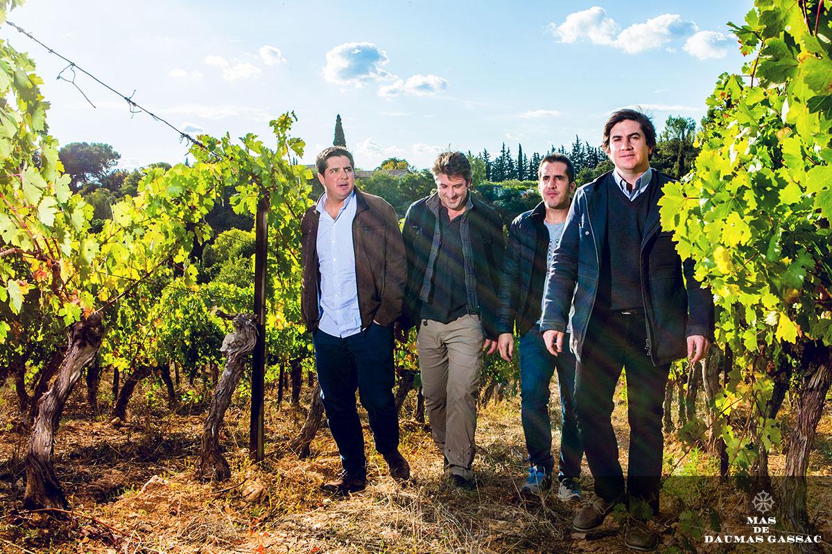 IDTT Wine 435: Samuel Guibert on the Unique Blend of Mas de Daumas Gassac - November 12th, 2017