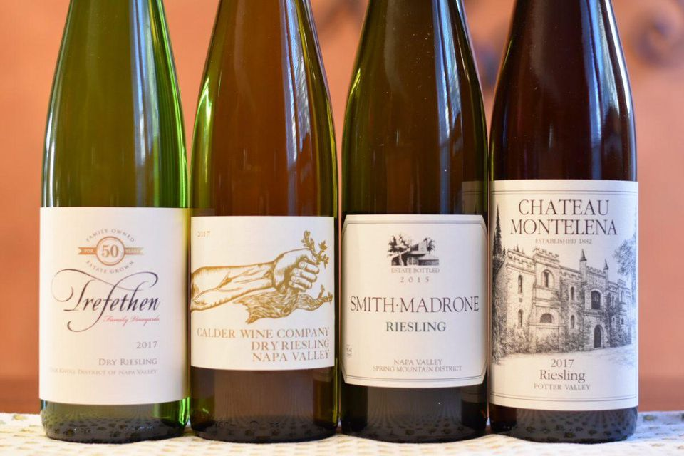 Napa Valley Riesling: Then And Now
