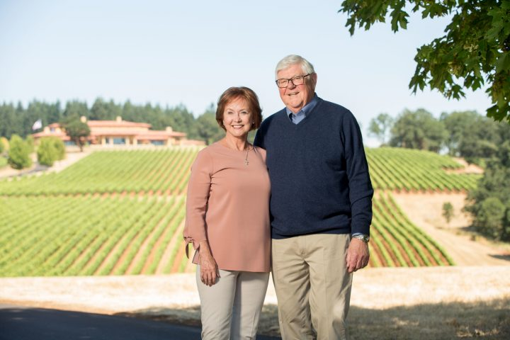 All Eyes On Oregon with Domaine Serene