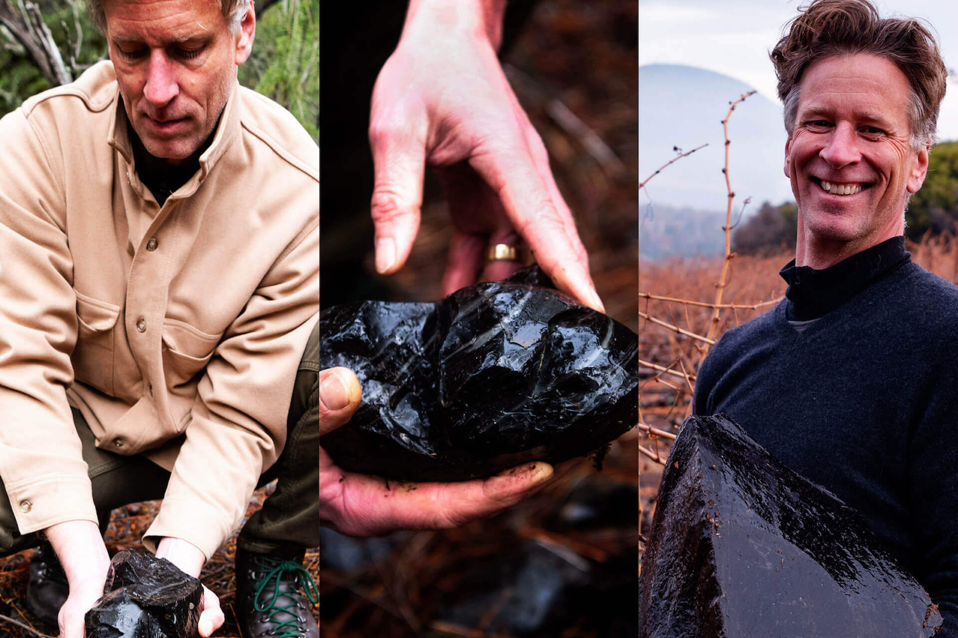 The Producers Behind California's Volcanic Wines