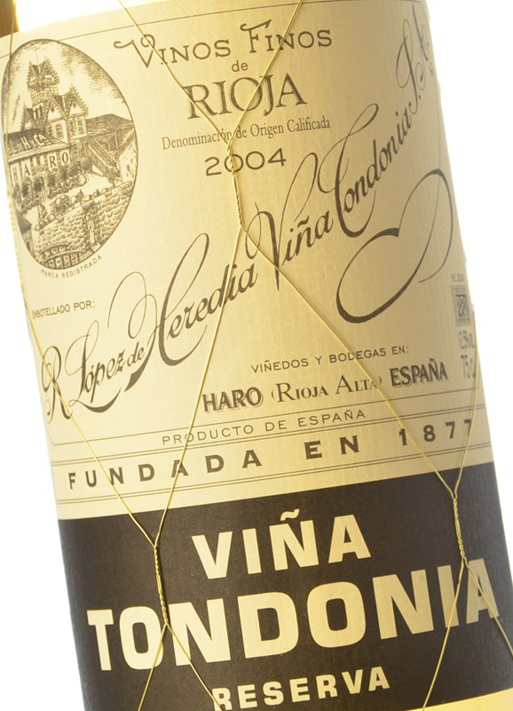 Wine Legend: R López de Heredia, Viña Tondonia Blanco 1964