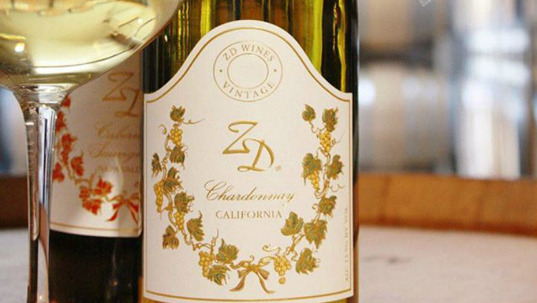 Wine of the Week: ZD Chardonnay