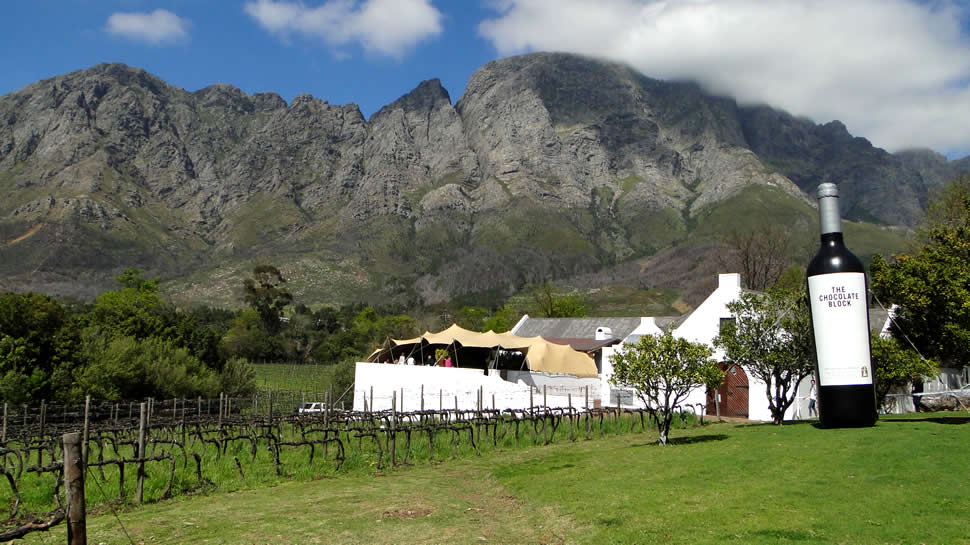 The Ever Changing Facets of South African Wine