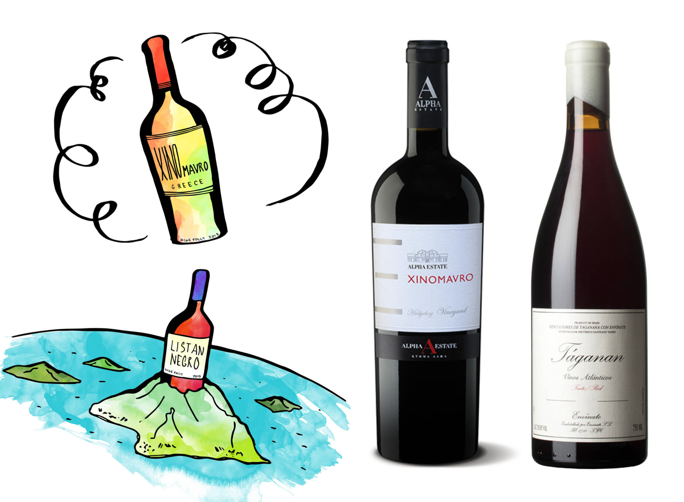 6 *RARE* Varietals you NEED to know