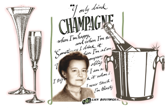 Lilly Bollinger: One of the founding Mothers of Champagne to Thank for the Bubbly You Drink Today
