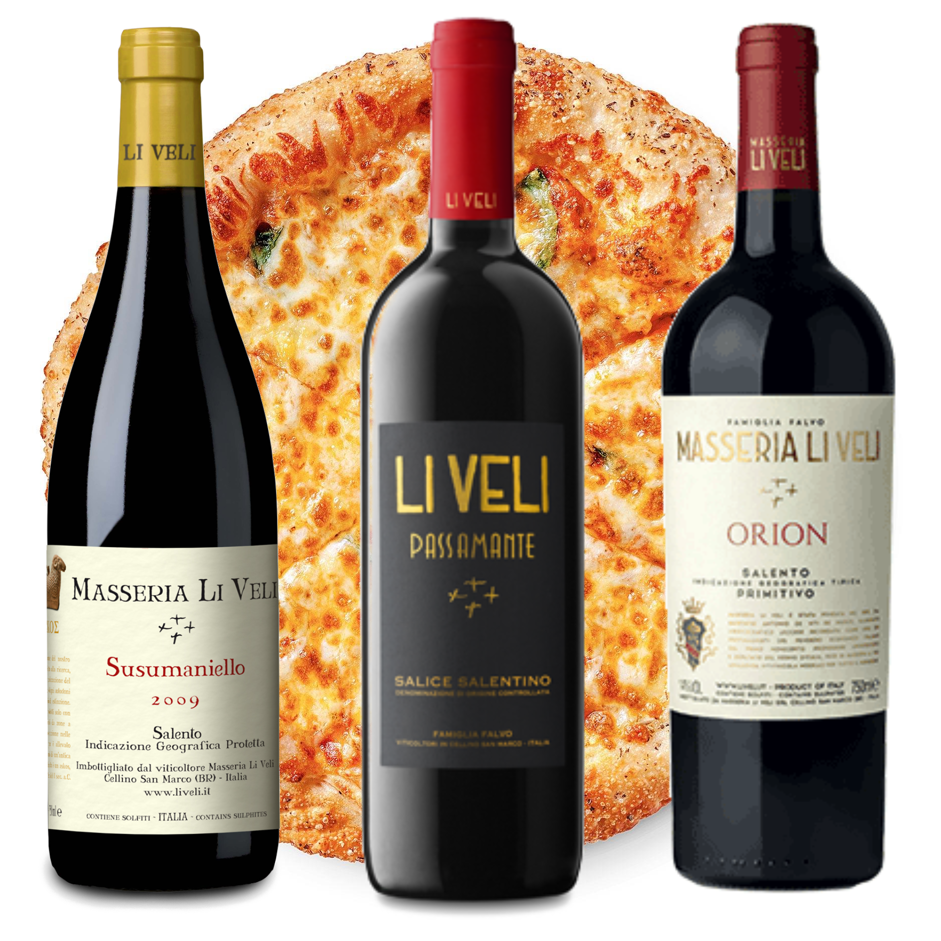Going for pizza? Pick any of these 10 great wines.
