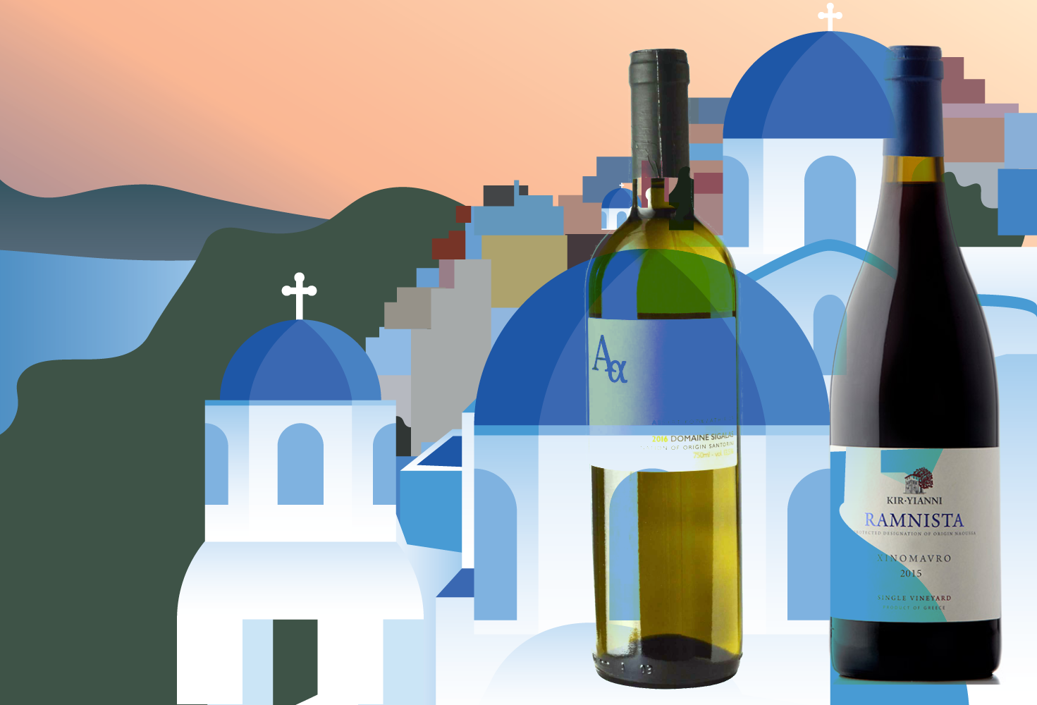 Greek Wine Is Trending, Depending on Whom You Ask