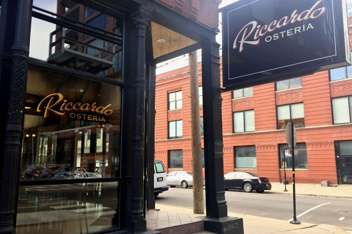 Owner of Popular Lincoln Park Italian Restaurants Opens New Fulton Market Spot