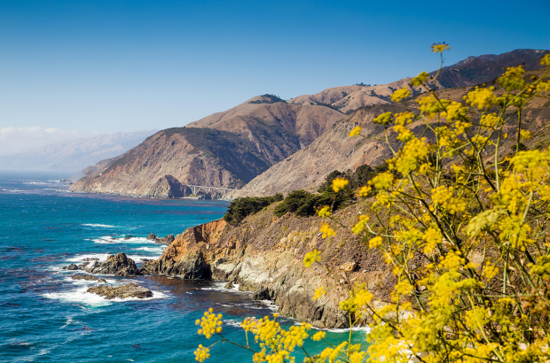 Great wine route: California's Central Coast