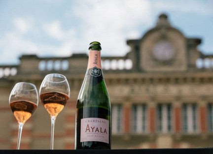 Effervescence, a Los Angeles Champagne and Sparkling Wine Festival with Ayala and Bollinger