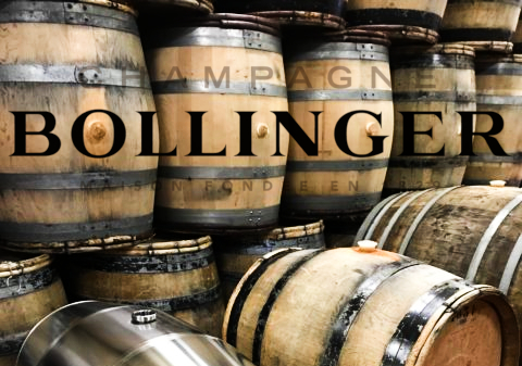 BOLLINGER TO USE OAK FROM OWN FORESTS IN CHAMPAGNE