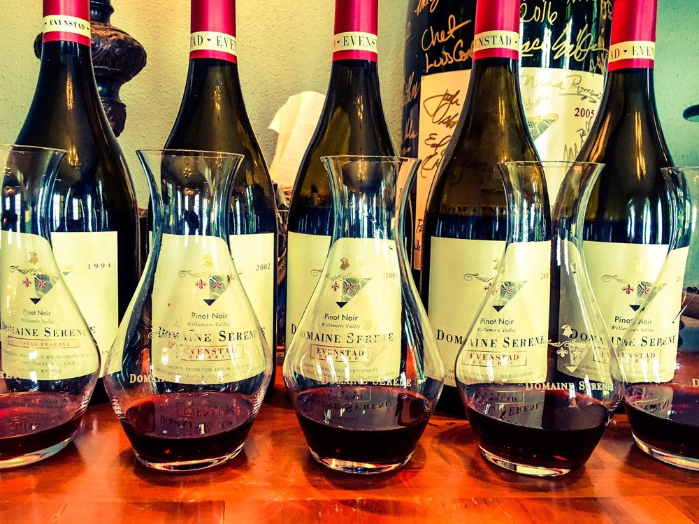 The World's Most Wanted Pinot Noir