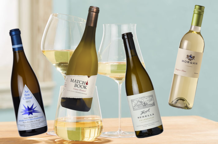 California's White Wines Still Reign Supreme