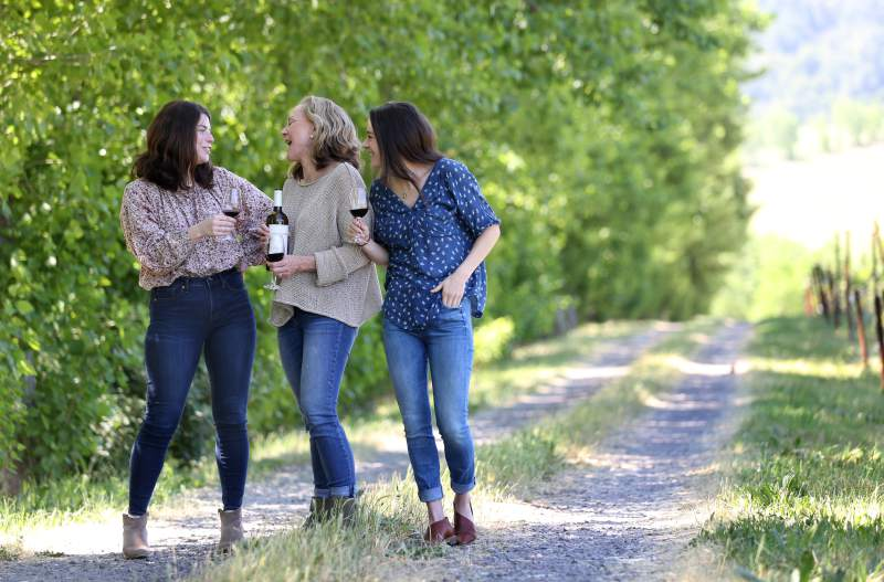 The Women of Cline Cellars: Sonoma County's mother-daughter wine teams bring love and collaboration to the bottle