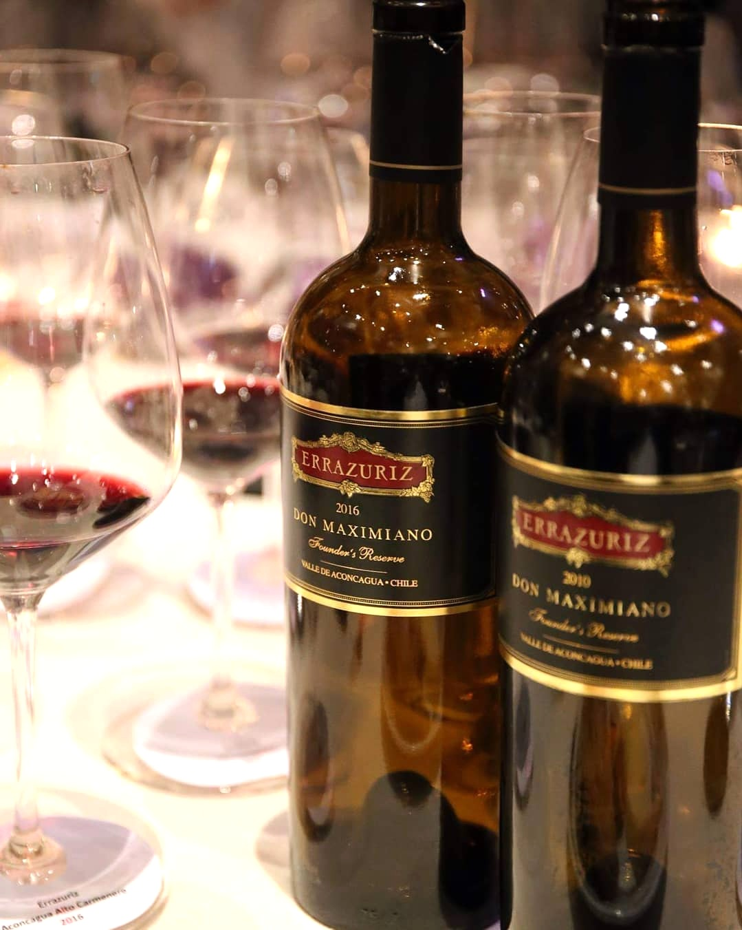 Premium South American red blends: Panel tasting results