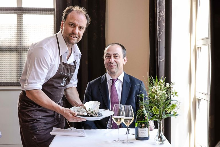 BOLLINGER TEAMS UP WITH TOP CHEFS ON GRANDE ANNÉE 2008 PAIRINGS