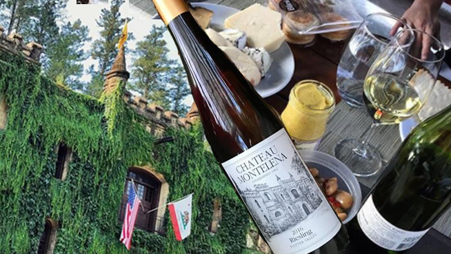 Potter Valley:  An Unexpected Place for Refreshing Riesling Including Chateau Montelena