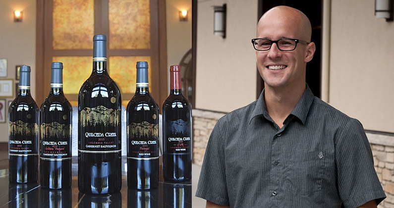 4 Questions with Alex Stewart of Quilceda Creek