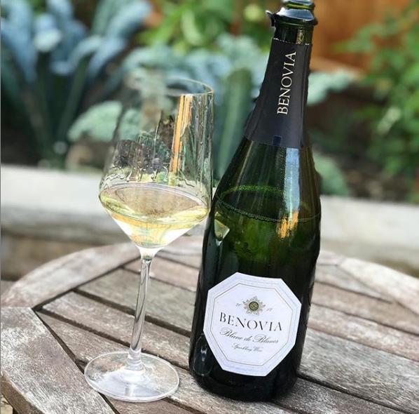 Pairing Sparkling Wine and Seafood? Choose Benovia Blanc de Blancs