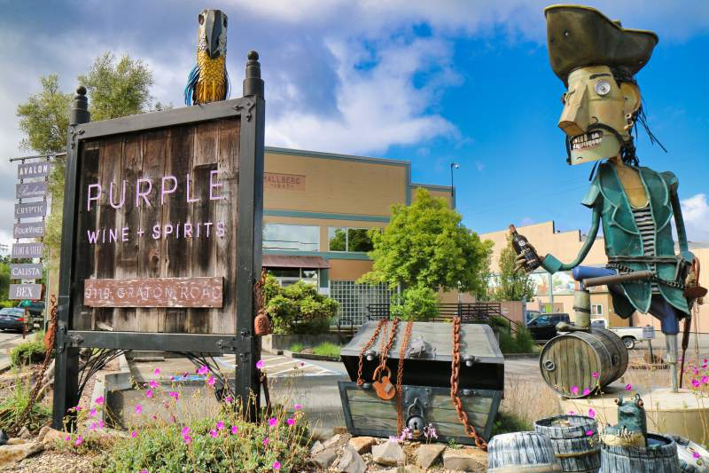 Purple Wine + Spirits seeks sizable change to west Sonoma County winery