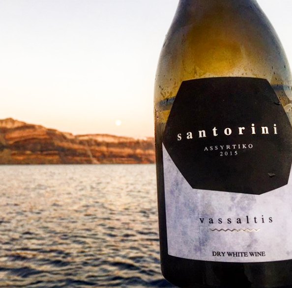 Santorini Snapshot and Wines to Try