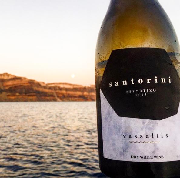 Santorini Snapshot and Wines to Try