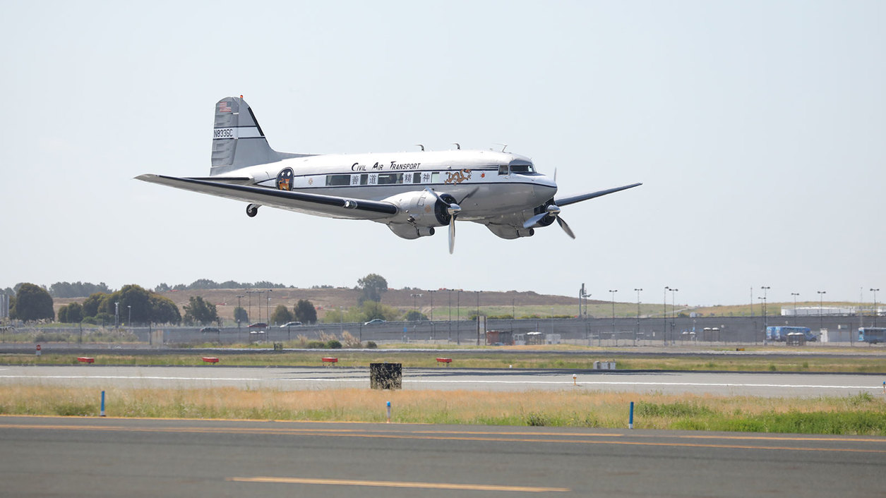 Benovia Winery co-founder, pilot flying over Normandy to honor D-Day troops