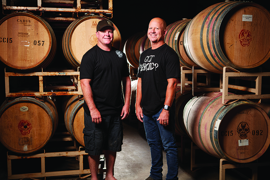 Iconic Peachy Canyon Winery Passes the Torch