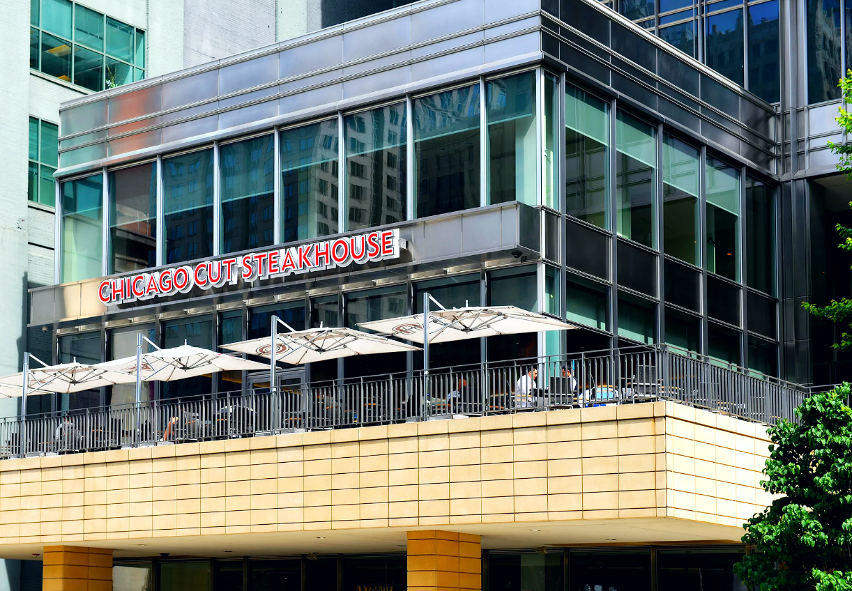 CHICAGO CUT: Open Table's 100 Best Al Fresco Restaurants in America