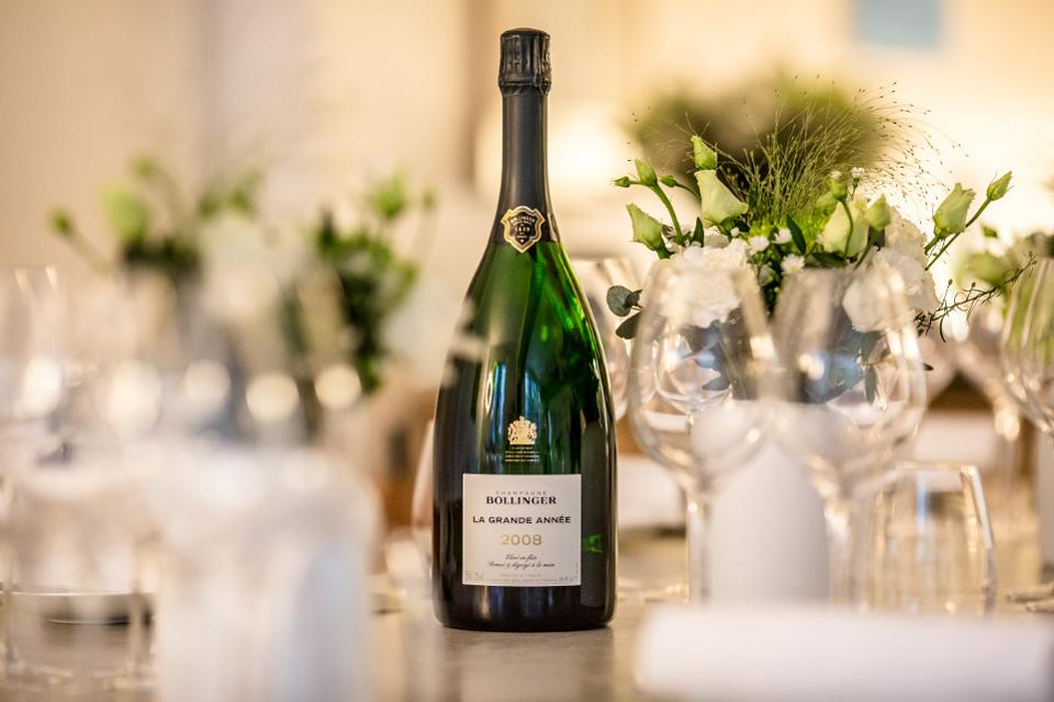 Resy Makes Bollinger's Champagne Release An Experience