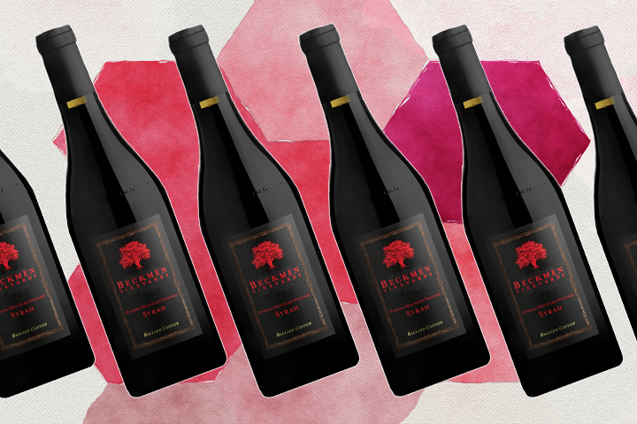 Celebrate with bold, Syrah, A Chicago-Style Wine
