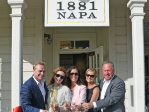 Boisset's 1881 Napa Wine History Museum and Tasting Salon Praised by Dignitaries as Important Destination in Napa Valley