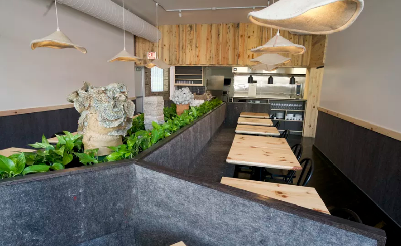 Explore the Second Restaurant From Parachute's Wife-and-Husband Team