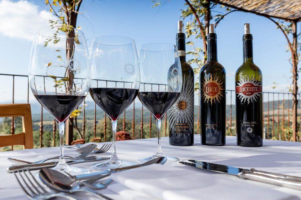 Tenuta Luce Roots Its Wine Reputation In The Montalcino Hills