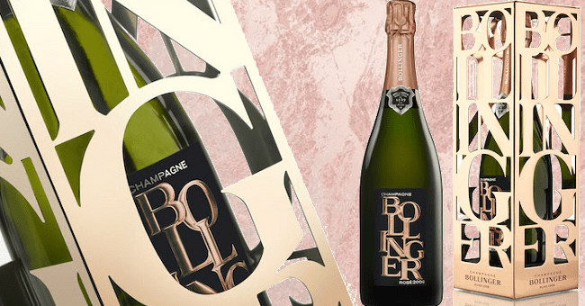 The Most Beautiful Champagne Bottles For Summer Weddings