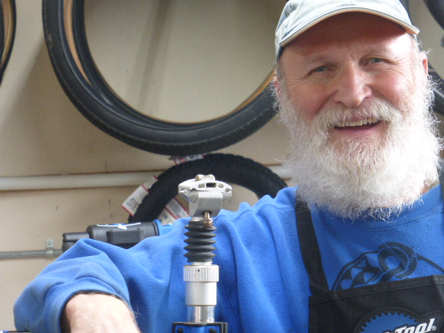Trips for Kids Spirit of Life Chapter Director Gregory Holler-Dinsmore