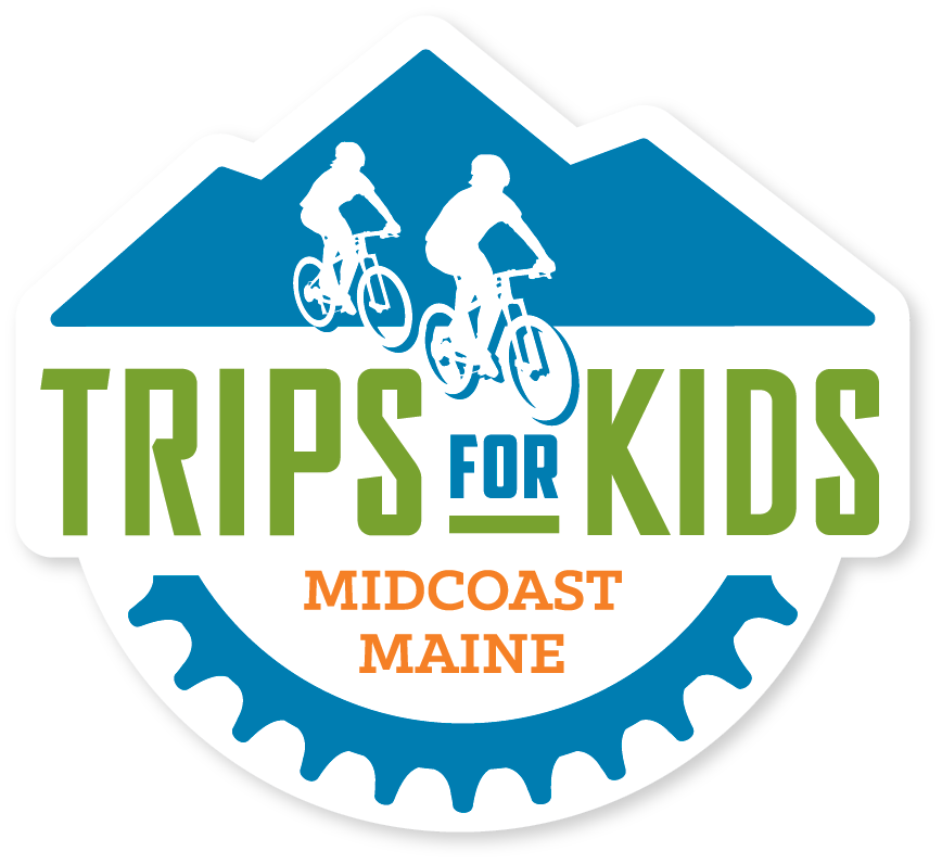 - Trips for Kids Midcoast Maine is fiscally-sponsored by Bath United Church of Christ, and is an affiliate chapter of Trips for Kids, a national 501c3 nonprofit youth development and education umbrella organization. Trips for Kids' mission is to give every kid in every community the opportunity to know the joy of riding a bike and the freedom to explore the natural world on two wheels.Since 1988 Trips for Kids has grown into a vast network of chapters located throughout North America. Trips for Kids has enriched the lives of more than 230,000 youth through Discovery Rides, Adventure Clubs, Mobile Bike Clinics, Earn-a-Bike Workshops and Youth@Work programs that help youth to be more active, experience natural places, gain environmental and STEM-based knowledge, build confidence and develop job readiness skills.To learn more about Trips for Kids, please click the national logo on the top left of this page.