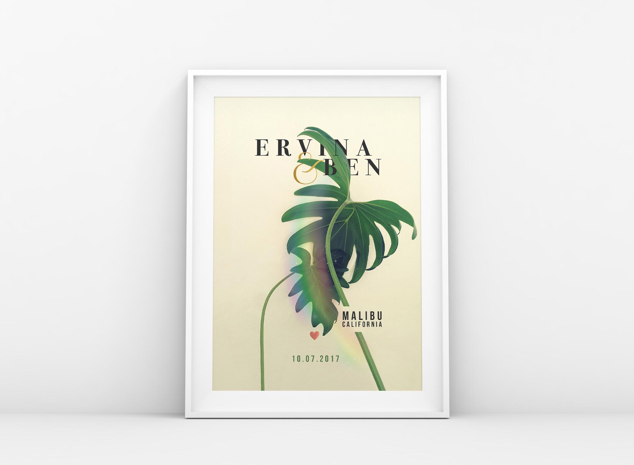 Ervina and Ben framed poster.jpg
