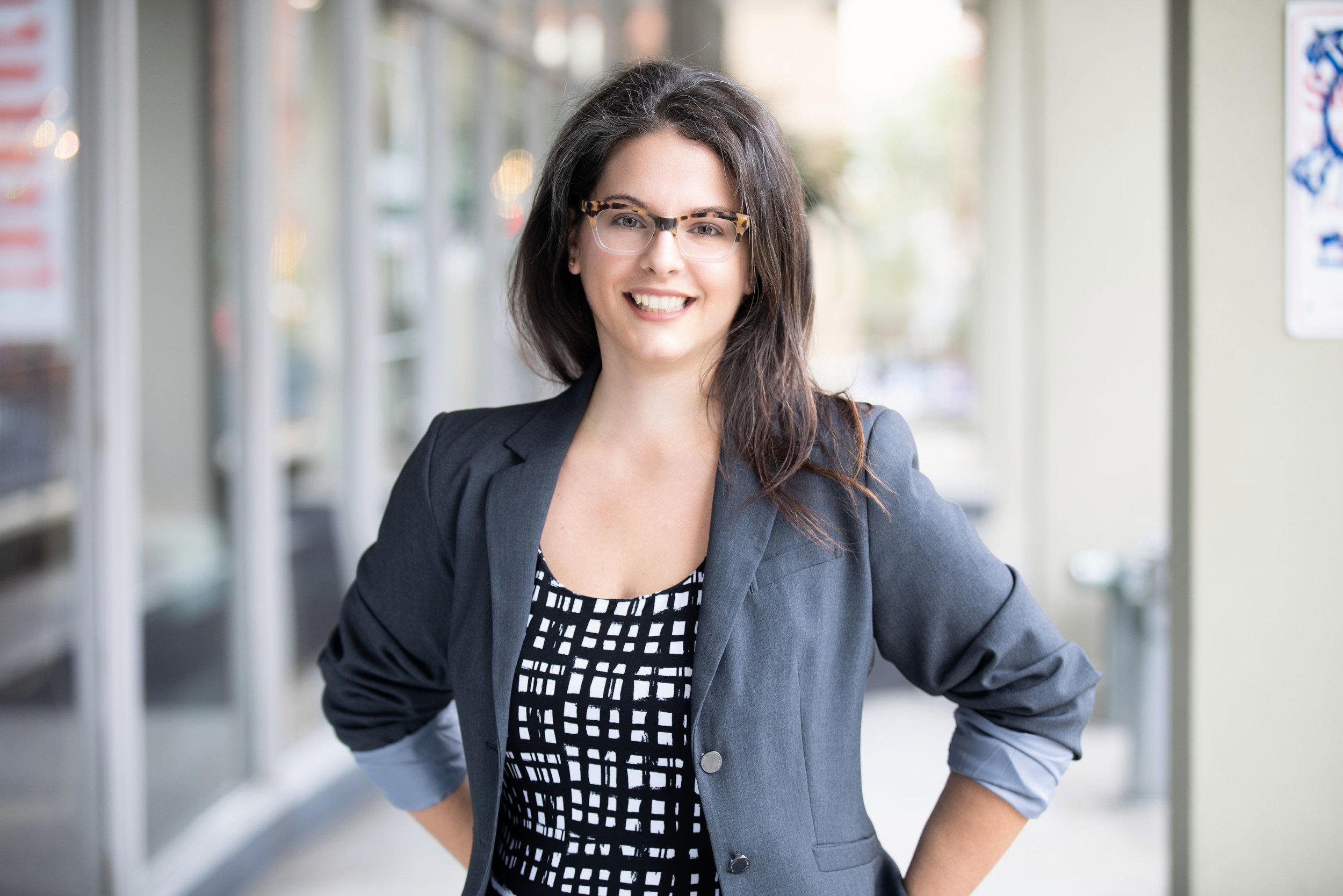 Chrissy macken, founder, blueprintgreen Career Coaching & Consulting