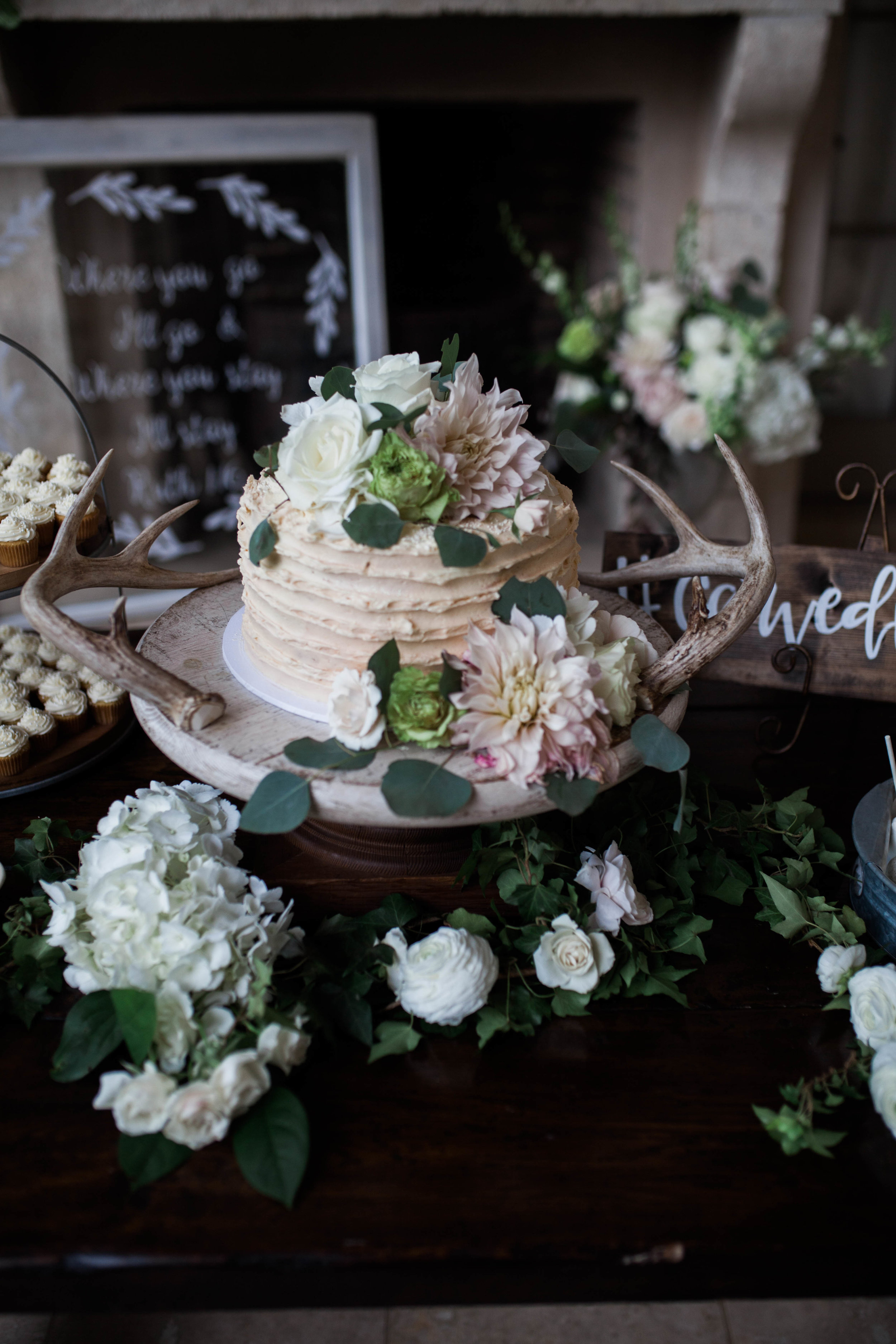 StoneWood Farms | Wedding Cake