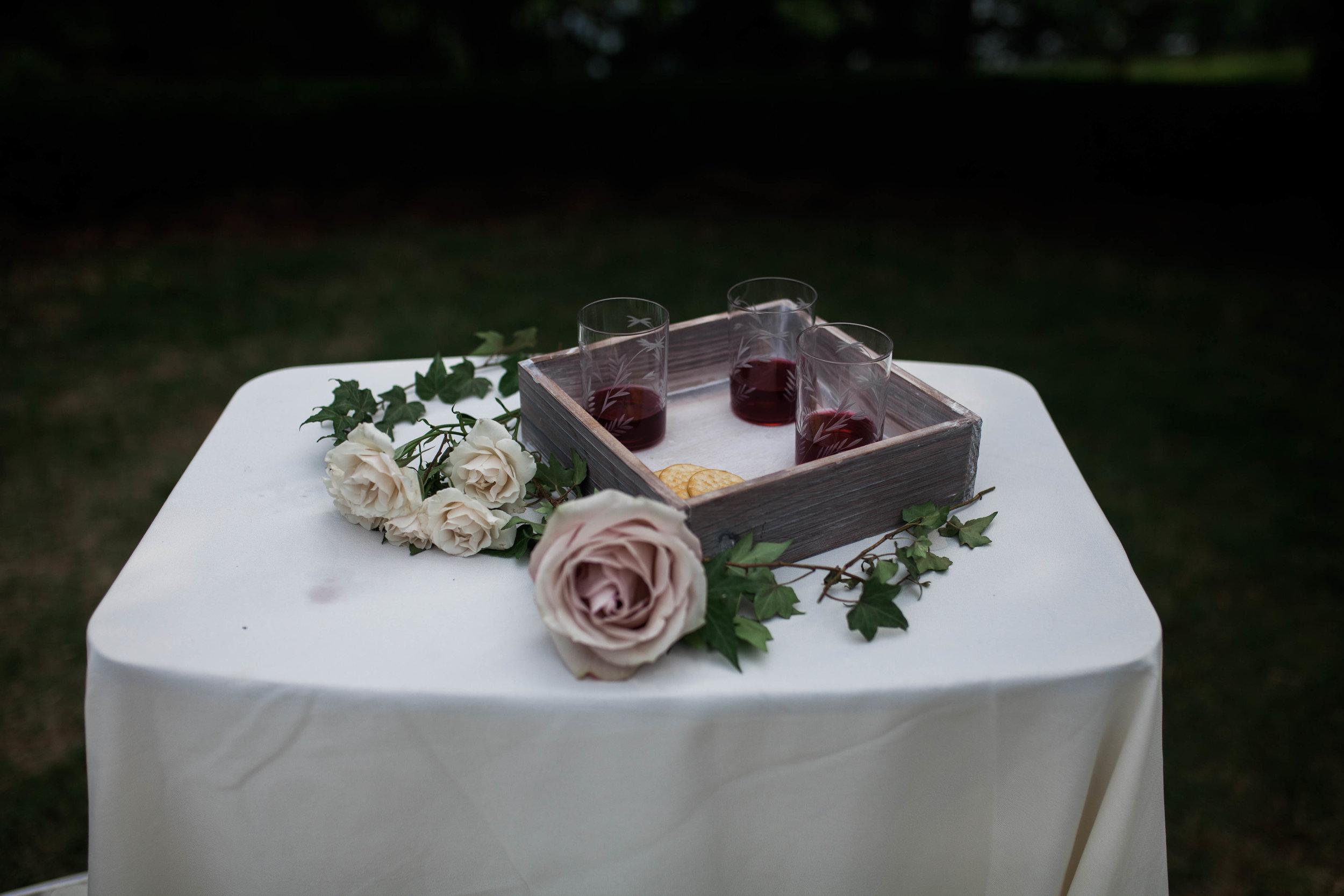 StoneWood Farms | Wedding Details