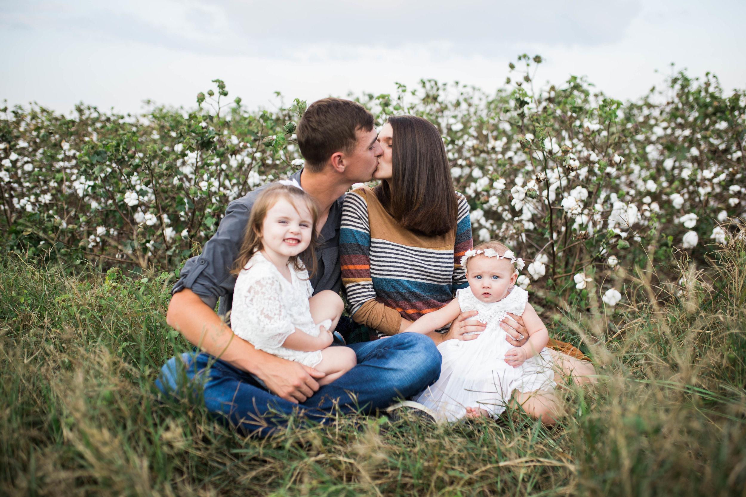 Lindow Family | Family Photography | Wilsonville, AL