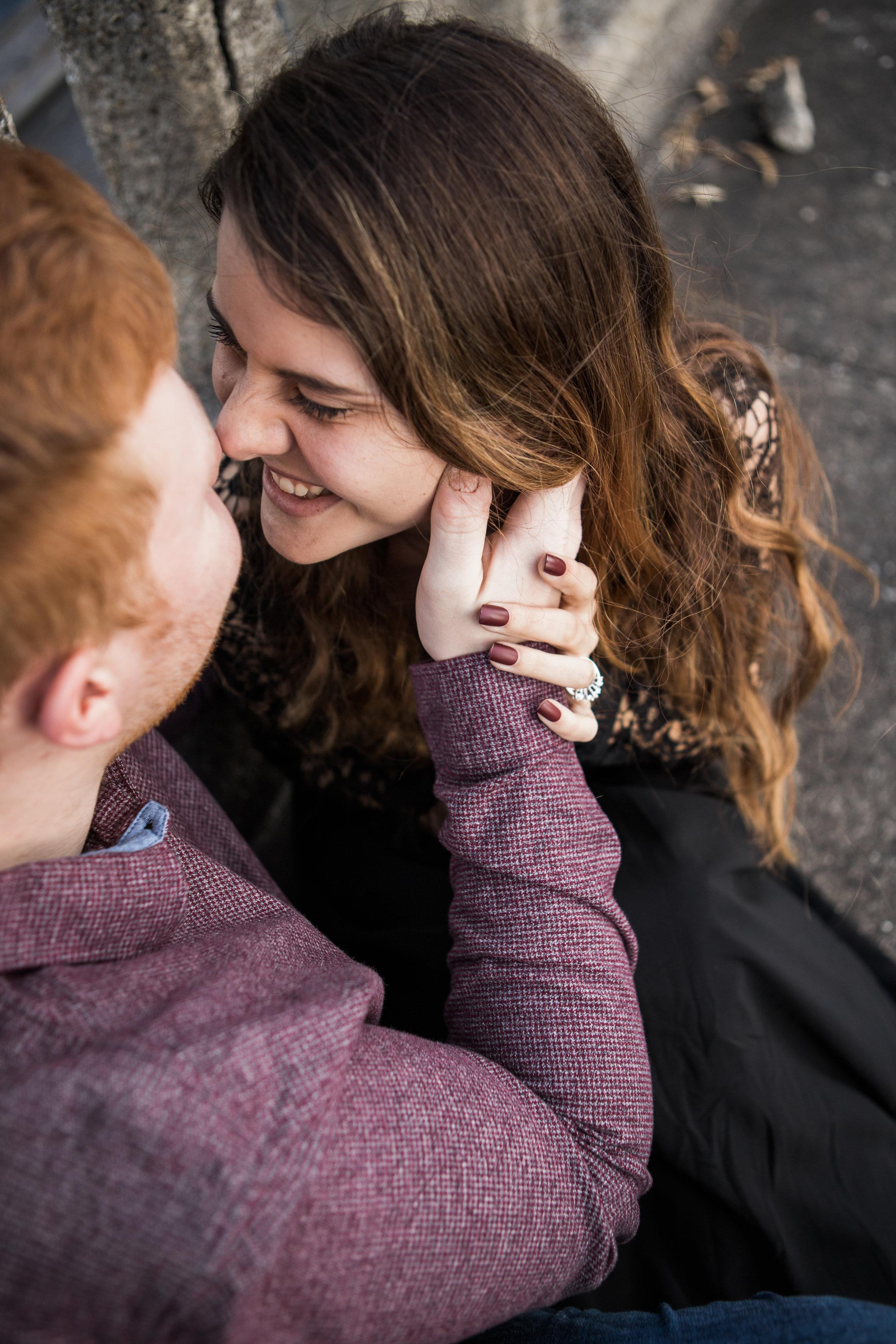 Engagement Shoot | Rotary Trail | Birmingham, AL