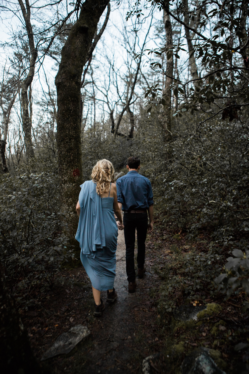 Moody Photography | Engagement Session | Cheaha State Park